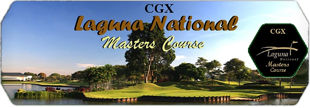 CGX Laguna National Masters Course logo