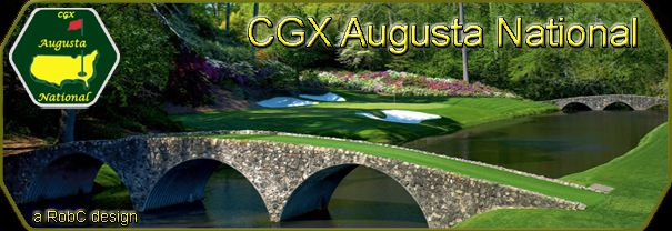 CGX Augusta National logo