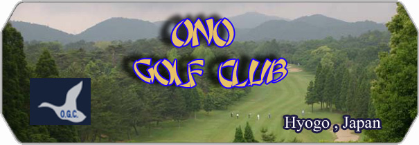 Ono Golf Club Japan logo