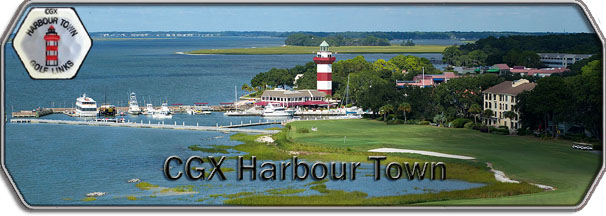 CGX Harbour Town logo