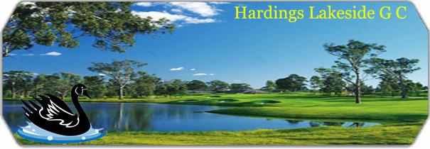 Hardings Lakeside G C logo