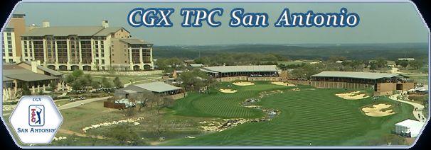 CGX TPC San Antonio logo