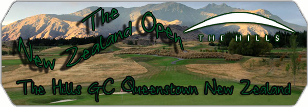 The Hills GC  New Zealand logo