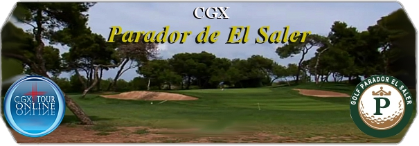 CGX Parador de El Saler logo