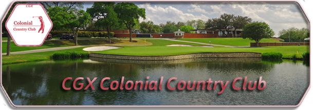 CGX Colonial CC logo