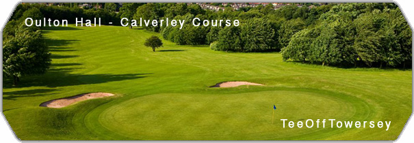 Oulton Hall GC - The Calverley logo