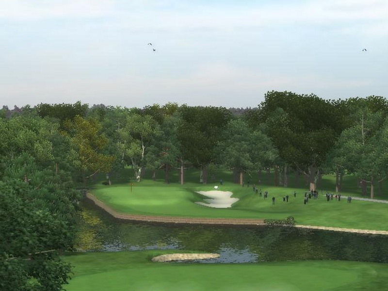 Picture of CGX Wentworth West Course - click to view original size