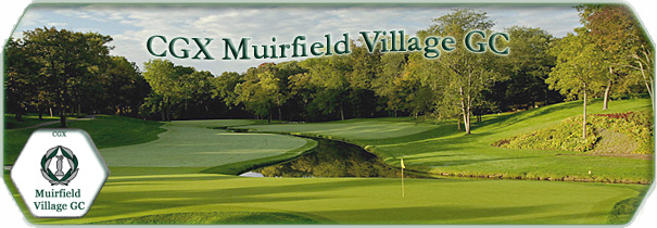 CGX Muirfield Village GC logo