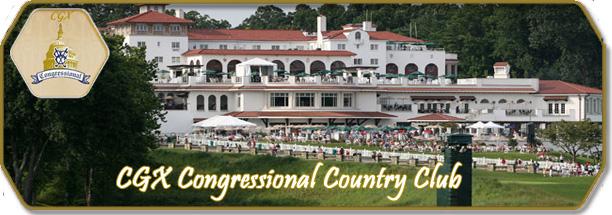 CGX Congressional CC logo