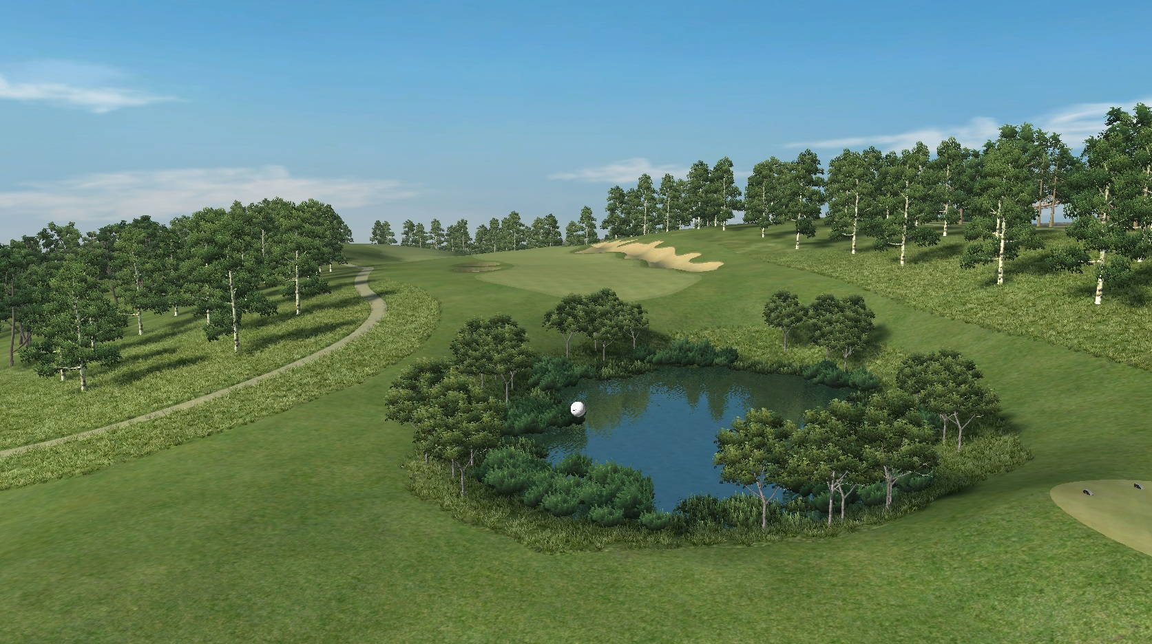 Picture of Abbotsbury Golf Club - click to view original size