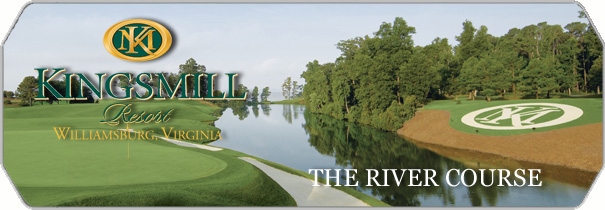 Kingsmill Resort River Course logo
