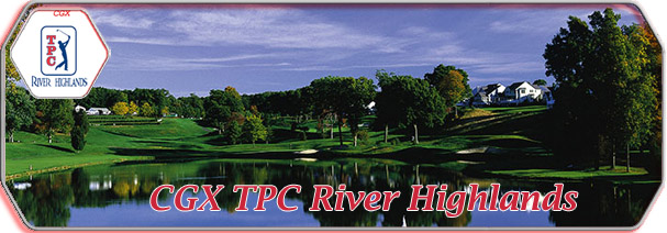 CGX TPC River Highlands logo