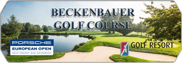 Beckenbauer Golf Course logo