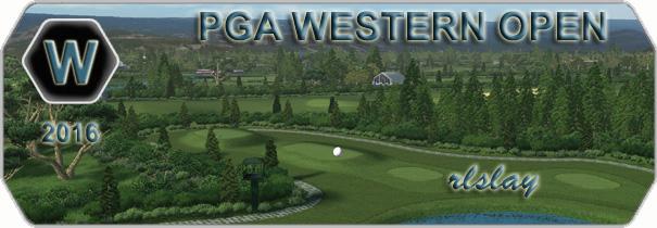 PGA Western Open 2016 logo