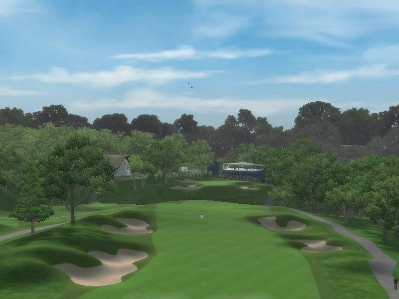Picture of CGX Cog Hill Dubsdread - click to view original size