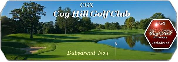 CGX Cog Hill Dubsdread logo