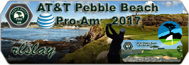 AT&T Pebble Beach Pro-Am 2017 logo