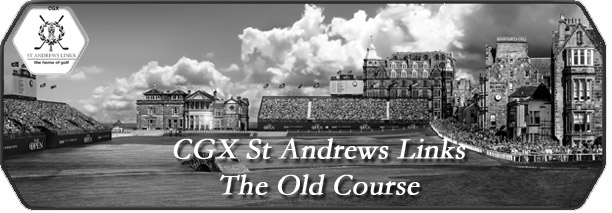 CGX Old Course at St Andrews logo