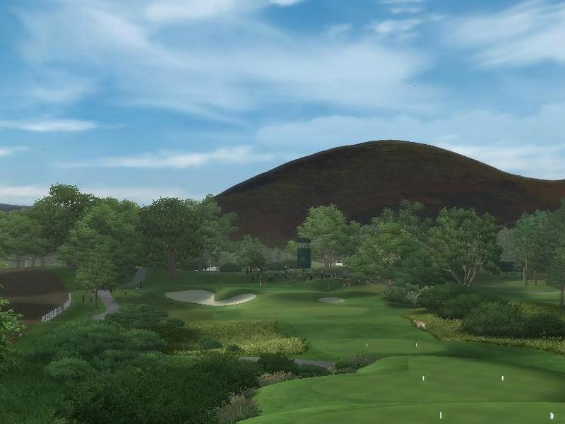 Picture of CGX Gleneagles Centenary Course - click to view original size