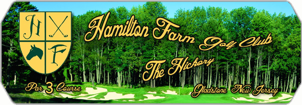 Hamilton Farm Golf Club Hickory logo