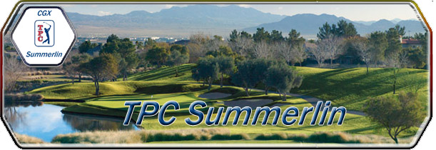 CGX TPC Summerlin logo