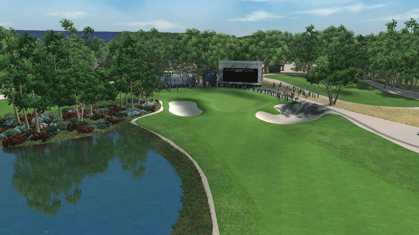 Picture of CGX Sea Island Seaside Course - click to view original size