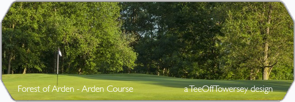 Forest of Arden CC-Arden Course logo