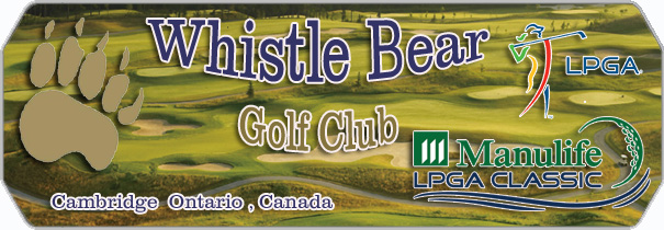 Whistle Bear Golf Club  logo