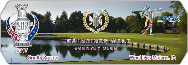 Des Moines Golf and CC South Course logo
