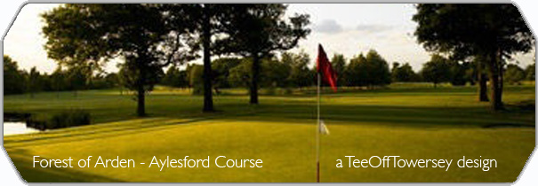 Forest of Arden CC-Aylesford Course logo
