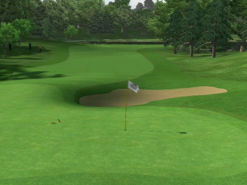 Picture of CGX Royal Joburg West Course - click to view original size