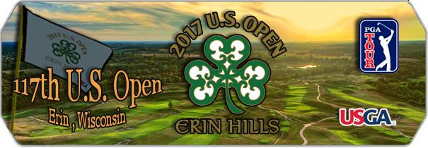 Erin Hills US Open 2017 logo