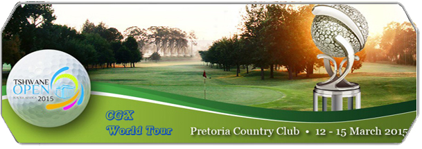 CGX Pretoria Country Club 2015 A logo