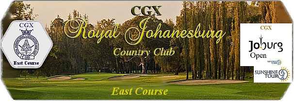 CGX Royal Joburg East Course logo