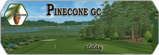 Pine Cone GC logo