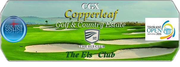 CGX Els Club @ Copperleaf logo