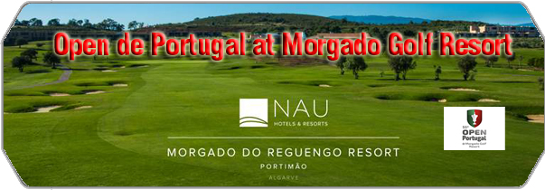 Morgado Golf Club logo