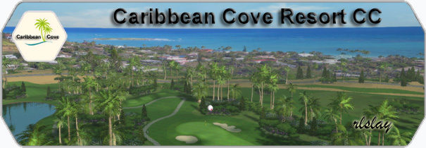 Caribbean Cove Resort GC logo