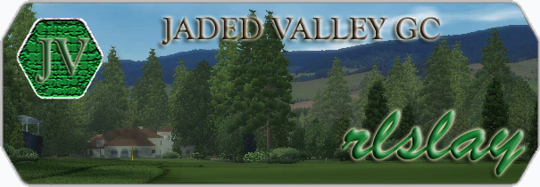 Jaded Valley GC logo