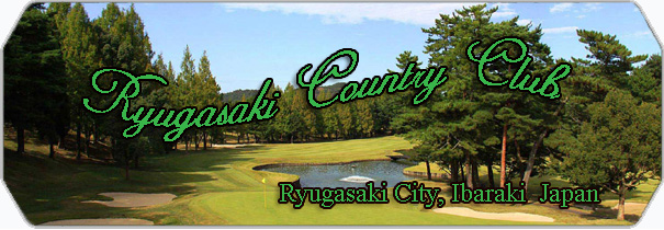 Ryugasaki Country Club Japan logo