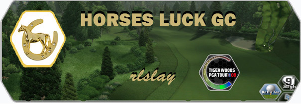Horses Luck GC logo