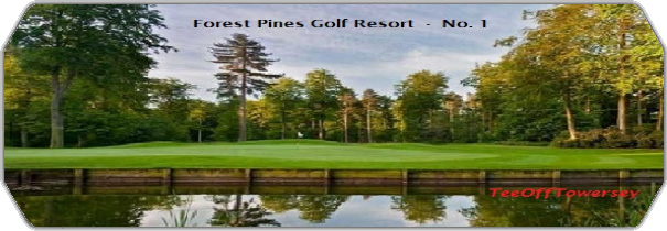 Forest Pines Golf Resort No 1 logo