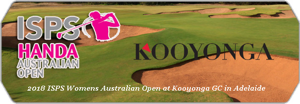 Kooyonga Golf Club logo
