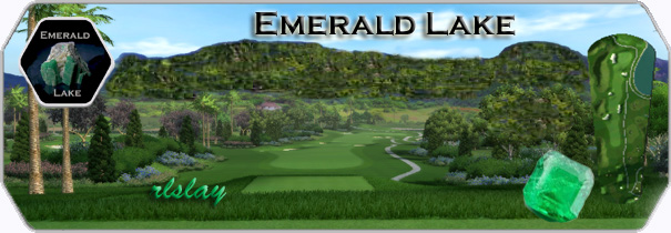 Emerald Lakes GC logo
