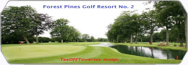 Forest Pines Golf Resort No 2 logo
