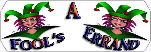 A Fools Errand logo