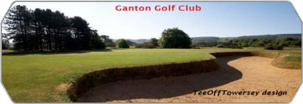 Ganton Golf Club logo
