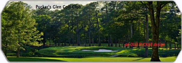Pucker`s Glen Golf Club logo