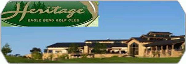 Heritage Eagle Bend 2018 logo