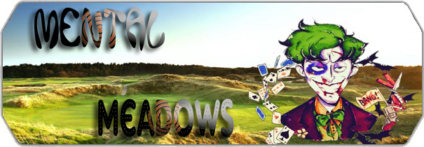 Mental Meadows logo